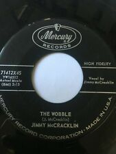 "Rockabilly 45/ Jimmy McCracklin ""The Wobble""   Hear!"