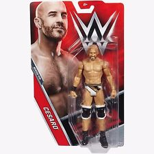 Wwe Cesaro Basic Series 73 Raw Mattel Wrestling Action Figure New Figurine Toy