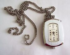 Vintage CHATEAU 50's Necklace Watch