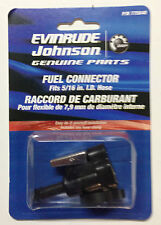 """Outboard Fuel Connector for Johnson/Evinrude Female 5/16"""" 775640 OEM QD 777346"""