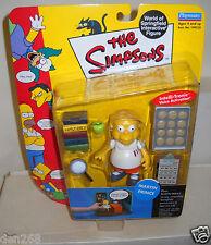 #8275 NRFC Playmates the Simpsons Martin Prince Figure
