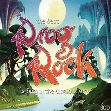 The Best Prog Rock Album in the World...Ever/ 3 CD import VIRGIN/ 35 tracks/HITS