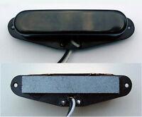 Guitar Parts GUITARHEADS PICKUP - Telecaster TELE SUPER TWANG - BLACK - Neck