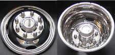 Wheel Simulators 17 8 Lug Ford Dual F 350 2005 Thru 2021 2wd Or 4wd