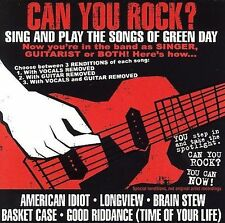 Can You Rock? Sing & Play the Songs of Green Day CD