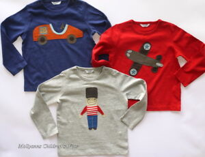Ex Mini Boden Toy T-Shirt 0-3mth up to 3-4 years NEW