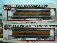 Proto 1000 HO  Great Northern  F3A & F3B  Diesel Engines