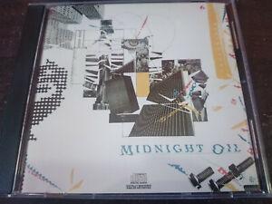MIDNIGHT OIL - 10,9,8,7,6,5,4,3,2,1 CD New Wave / Alternative Rock USA