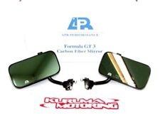 APR FORMULA GT3 CARBON FIBER SIDE MIRRORS SET - UNIVERSAL