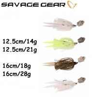 Savage Gear Crazy Blade Jigs Pike Perch Bass 12.5cm-16cm Various Colour Predator