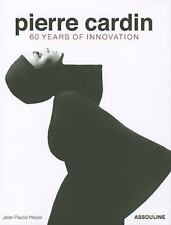 Pierre Cardin: 60 Years of Innovation, Hesse, Jean-Pascal, Good Condition, Book