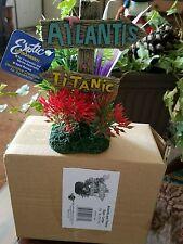 """ATLANTIS TITANIC Sign Aquarium/Terrarium Figure Ornament 6"""""""