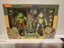 New and Unopened NECA TMNT Frogs 2-pack! Rasputin & Genghis Frog. VHTF and Rare!