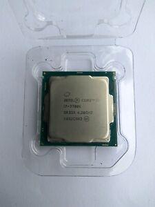 Intel Core i7 7700K, 7th Gen. LGA 1151, 4-core 8-Thread CPU Processor
