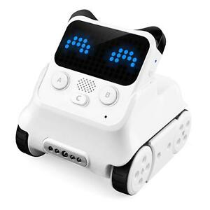 MakeBlock Codey Rocky Adorable&Smart Robot Toy Stem Toy & Gift for Kids Ages 6+