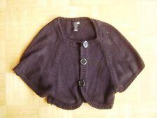@ H&M @ Bolero Knitted Black Size XS gr. 34