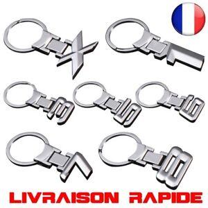 Porte clés Voiture Métal Mode Logo Voiture Styling Bmw Auto M 1 3 5 X X1 X3 X5