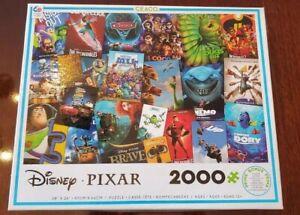 Ceaco Disney Pixar 2000 Piece Puzzle