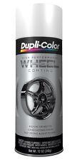 Duplicolor Hwp100 High Perf White Wheel Rim Coating Paint 12oz Aerosol Spray