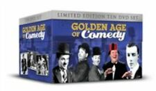 Golden Age of Comedy 5060294377634 With Stan Laurel DVD Region 2