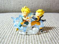Dragon Ball Z GT KAI Goten Trunks HG Imagination Gashapon  Figure Bandai  DBZ