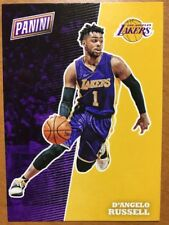 2017 Panini National Card Promo No BK29 D'Angelo Russell