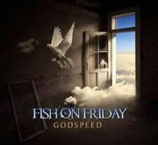 FISH ON FRIDAY - GODSPEED SEALED 2014  FEAT NICK BEGGS (STEVEN WILSON)