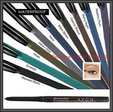 EYE LINER MAT crayon contour des yeux Rétractable WATERPROOF GLIMMERSTICK AVON