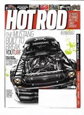Hot Rod Magazine March 2015- The Mustang Built To Break YouTube
