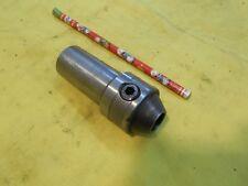 "1 1/4"" SHANK x 5/8"" END MILL HOLDER milling tool arbor cnc bushing HARLAN USA"