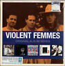 VOILENT FEMMES Original Album Series 2011 MALAYSIA / EU 5 CD NEW FREE SHIPMENT