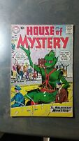 DC Comics HOUSE OF MYSTERY #101 August 1960 vintage comic