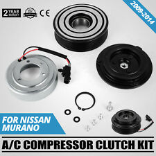 A/C Compressor CLUTCH KIT for Nissan Murano 2009-2014 3.5L Engine Nation Up Fast