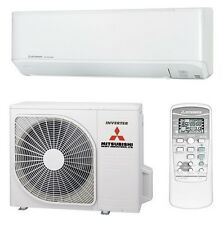 Mitsubishi 2.5kw High Wall A/C Unit (Air Conditioning / Air Con) WITH FITTING