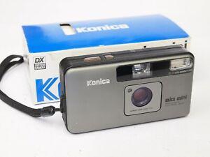 Konica BM-201 Big Mini 35mm Compact Camera ( Faulty ). Stock no u10615