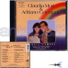 "CLAUDIA MORI ADRIANO CELENTANO ""STORIA D'AMORE"" RARO CD STAMPA TEDESCA"