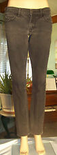 OLD NAVY The Diva Jeans SIZE 4R Skinny Black Denim W/32 L/29