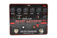 Electro-Harmonix Deluxe Big Muff Pi GENTLY USED