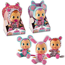 Cry Babies Interactive Baby Doll Assorted