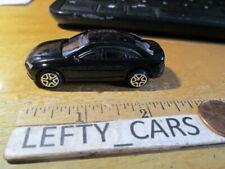 Audi A4 HardTop Black 4Door Car - Scale 1/64 - Loose! NO BOX!