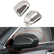For Hyundai Palisade 2019 2020 2021 Chrome 2PCS Side Rearview Mirror Cover Trim