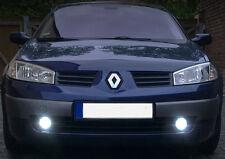 2x H11 LED CREE COB FOG LIGHT WHITE XENON CANBUS RENAULT MEGANE MK2 2003-2010
