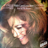 Vikki Carr – Vikki Carr's Love Story, Original  1976 VINYL ALBUM NM