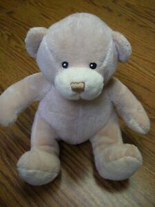 "Animal Alley Toys R Us Small Beige Bear Stuffed Animal/7.5"" Tall"