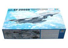 Trumpeter 9362279 EF-2000B Eurofighter Typhoon 1:32 Kampfflugzeug Modellbausatz
