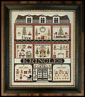SALE 20/% Off Little House Needleworks counted x-stitch chart Jubilee/'s Sheep