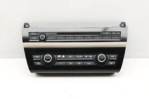2012-2016 BMW 528I XDRIVE - Radio / Climate Control TEMP UNIT 9241241