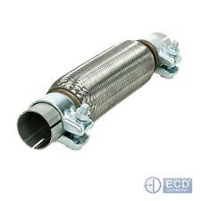 Flexrohr Flexteil Flexstück Flexibles Auspuff Rohr Universal 45 x 230 / 340 mm