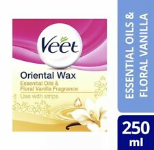 Oriental Veet Warm Wax Microwavable Kit Waxing Supplies Legs Bikini Line 250Ml