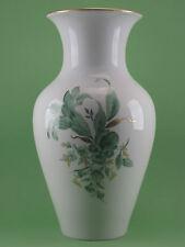 Grand Vase Blanc KPM Königliche Porzellan Manufaktur BERLIN Décor floral Fin XIX